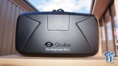 Oculus VR Rift DK2 Unboxing #throughglass and First Impressions