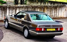 #sec #420sec #c126 #w126coupe #mercedesbenz #mercedes #benz #mercedeslovers #classiccar #dreamcar #sportcar #coupe #luxury #like4like #amg_benz_coupe