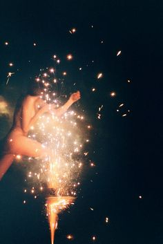 Ryan McGinley maybe? (it was uncredited)