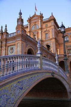 Gorgeous place! Seville, Spain