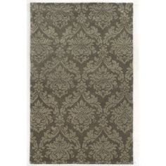 Rizzy Home Bradberry Downs Hand-Tufted Area Rug 8 Ft. X 10 Ft. Gray Model BBDBD860700040810