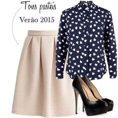 """Verão 2015"" by gessilene-ferreira on Polyvore"