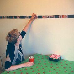 Instagrams op je muur: Stickygram