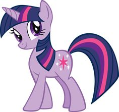 twilight sparkle and ponies my little pony