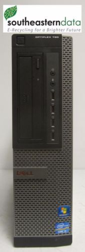 Dell Optiplex 790 Intel Core i3-2120 @ 3.30GHz 14GB RAM 1TB HDD Win 7 Pro
