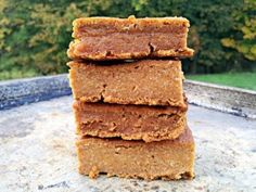 Paleo Pumpkin Pie Bars and more of the best paleo pumpkin pie recipes on MyNaturalFamily.com #pumpkin #paleo