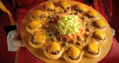 Pizza Hut cheeseburger pizza? It's real! vid here: http://www.shortlist.com/home/pizza-hut-add-cheeseburgers-to-the-crust