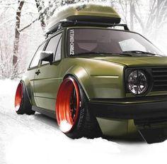 Do you #Love the stance on this? Repin! http://www.wheelhero.com #Wheels #Tires Wheelhero