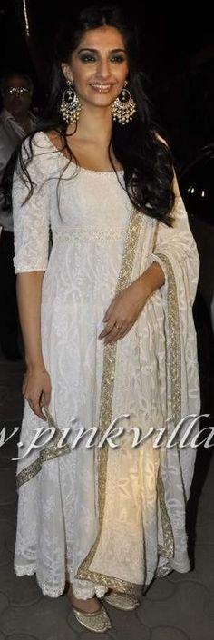 Sonam Kapoor/Anarkali Dress