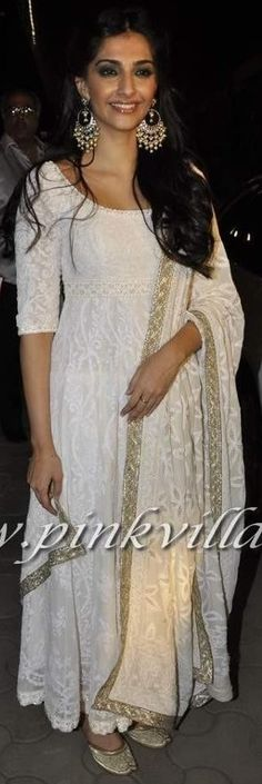 Sonam Kapoor/Anarkali Dress