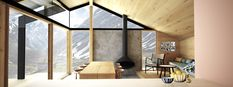 Prefab cabin by Snøhetta is designed to go anywhere - Curbedclockmenumore-arrow : The simple cottage with a designer spin