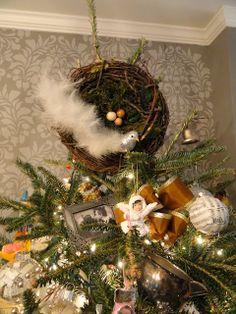 Rachel's Nest: Our Christmas decorations