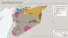 Οι μεγαλύτερες δυνάμεις του κόσμου συγκεντρώνονται στη Συρία
