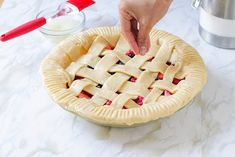 Triple Berry Pie Recipe DIY Projects Craft Ideas & How To's for Home Decor with Videos Pie Recipes, Dessert Recipes, Triple Berry Pie, How To Make Everything, Best Pie, Great Desserts, Pie Dessert, Apple Pie, Berries
