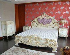 Tempat Tidur Ukiran Jepara Clic Modern R Set Model Eropa Klasik Mebel