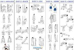 The Rock, Dwayne Johnson's Workout Routine