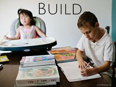 Our word for this week is….Build Ready? Go! I went to bed early last night, but as I woke I was bombarded with images and blogs and words…
