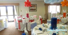 Our Multi Coloured Wedding | Designer Chair Covers To Go