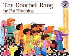 The Doorbell Rang by Pat Hutchins (about division)