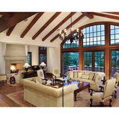 Elegant Decorative Beams for Vaulted Ceilings