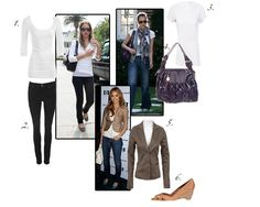 Jessica Alba.. have always loved her style..