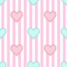 It's all about Hearts ♡ Galaxy Phone Wallpaper, Heart Wallpaper, Paper Wallpaper, Pink Wallpaper, Cool Wallpaper, Wallpaper Backgrounds, Iphone Wallpaper, Baby Scrapbook, Scrapbook Paper