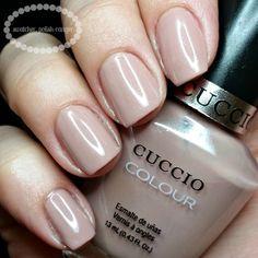 swatcher, polish-ranger   Cuccio Colour Nude-a-Tude swatch