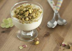 "LEBANESE SWEET: ""Riz B'Halib"" - Rice with milk"