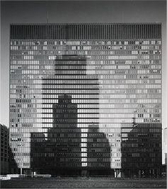 Bill Engdahl Chicago Federal Building, 1956