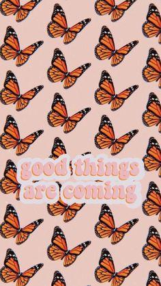Retro Wallpaper Iphone, Butterfly Wallpaper Iphone, Glitter Wallpaper Iphone, Iphone Wallpaper Tumblr Aesthetic, Hype Wallpaper, Soft Wallpaper, Homescreen Wallpaper, Aesthetic Pastel Wallpaper, Iphone Background Wallpaper