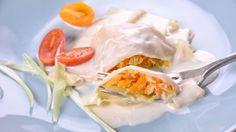 Raviolis de ventresca y cangrejo - Elena Aymerich - Receta - Canal Cocina