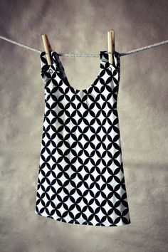 Lucy Locket Reversible Pinafore by  Alexander Henry
