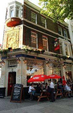 Duke of York Pub, London -