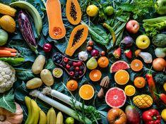 Eat Fruit, Fruit And Veg, Fruits And Veggies, Vegetables, Whole Food Recipes, Diet Recipes, Vegan Recipes, Plant Sterols, Vegan News