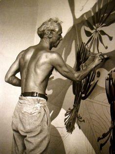 Max Ernst (Zurich, 1934) http://anonimodelapiedra.blogspot.com.es
