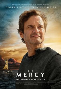 Colin! I am going to Teignmouth from Korea for THE MERCY premiere!