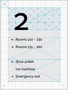 Introduction to Wayfinding and Signage design #design #li