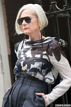 Best Fashion Tips For Women Over 60 - Fashion Trends Older Women Fashion, 60 Fashion, Over 50 Womens Fashion, Fashion Tips For Women, Fashion Over 50, Fashion Outfits, Icon Fashion, Emo Outfits, Fashion Stores