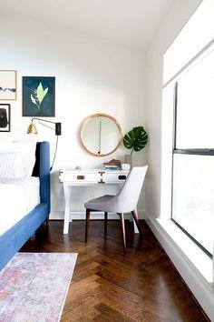New Desk In Master Bedroom