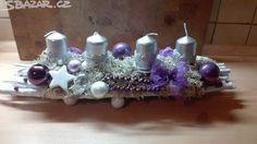 Adventní svícny - obrázek číslo 4