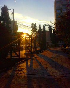 #favseason #novemberfalls #autumnlove #sunsetlove #mykindoflove #suceava.romania 🌆❤
