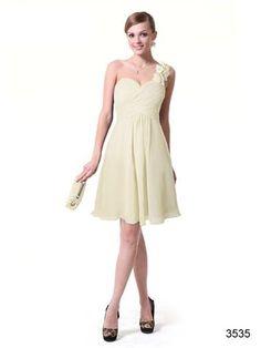 Blush Pink Bridesmaid Dress - Chiffon Dress (Plus Size Available) Bridesmaid Dresses Under 50, Pretty Homecoming Dresses, Blush Pink Bridesmaid Dresses, Prom Dresses Blue, Cheap Prom Dresses, Casual Dresses, Bridesmaid Ideas, Dresses 2013, Grad Dresses