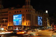 ecran video led outdoor 10mm Madrid