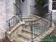 Miami FL Fort Lauderdale FL custom wrought iron railings Raleigh Wrought Iron Co.