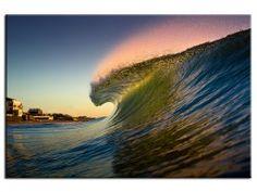 Tableau toile imprimée, surf photographie Aquashot