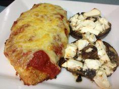 Chicken Parmagiana - Eat Keto
