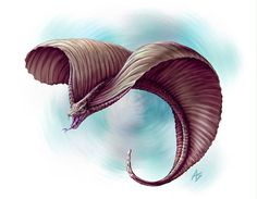 Arabhar- Arabian cryptid: a flying snake said to either fly using an extendable rib cage or bat like wings.