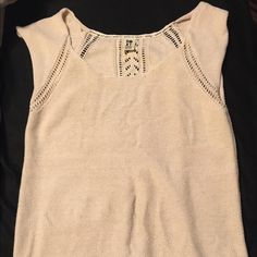 Rocky short sleeves top. This is a Roxy short sleeved tan top. It is a size x-large. Roxy Tops Blouses