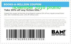 free Books A Million coupons for december 2016 Love Coupons, Print Coupons, Free Printable Coupons, Free Printables, Dungeon Master's Guide, Coupons For Boyfriend, Books A Million, Grocery Coupons, Extreme Couponing