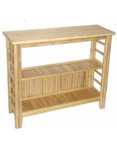 Bamboo Buffet/Console/Side Table (Vietnam)